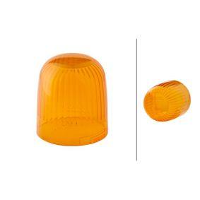 HELLA Szkło lampy, swiatło ostrzegawcze obrotowe 9EL 860 627-001 kupować online całodobowo