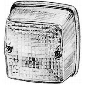 HELLA Dispersor, lampa marsarier 9EL 110 544-001 cumpărați online 24/24