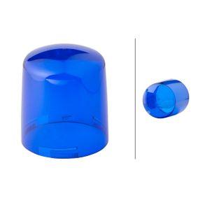 compre HELLA Vidro de farol, farolim rotativo 9EL 862 140-001 a qualquer hora