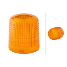 HELLA Szkło lampy, swiatło ostrzegawcze obrotowe 9EL 862 141-001 kupować online całodobowo