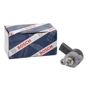 Αγοράστε BOSCH Ρυθμιστική βαλβίδα πίεσης, σύστημα common rail 0 281 002 698 οποιαδήποτε στιγμή