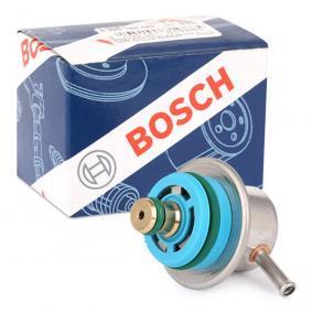 compre BOSCH Regulador da pressão de combustível 0 280 160 560 a qualquer hora