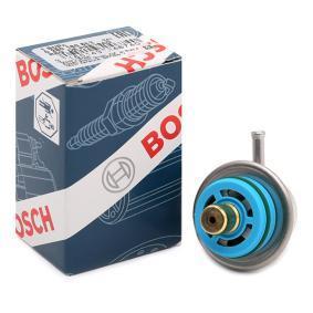 compre BOSCH Regulador da pressão de combustível 0 280 160 562 a qualquer hora