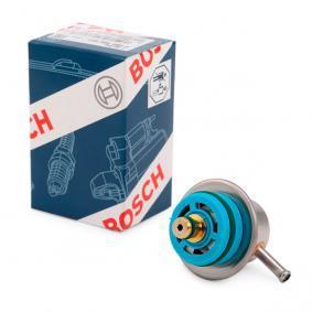compre BOSCH Regulador da pressão de combustível 0 280 160 567 a qualquer hora