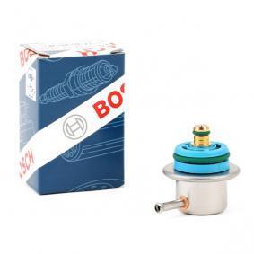 compre BOSCH Regulador da pressão de combustível 0 280 160 597 a qualquer hora