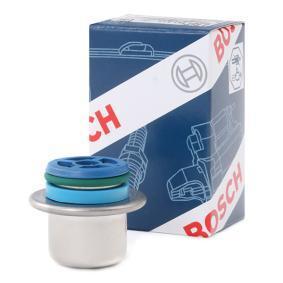 compre BOSCH Regulador da pressão de combustível 0 280 161 511 a qualquer hora