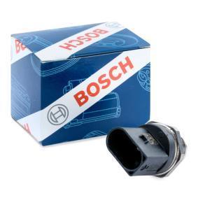 BOSCH Sensor, Kraftstoffdruck 0 281 002 942 Günstig mit Garantie kaufen