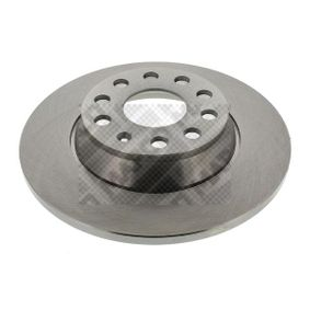 Brake Disc 25841 MAPCO Secure payment — only new parts