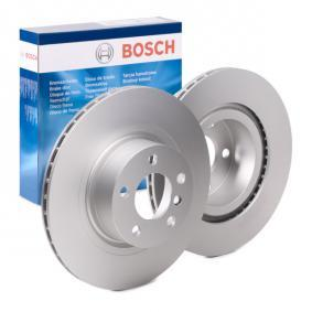 Brake Disc 0 986 479 727 with an exceptional BOSCH price-performance ratio