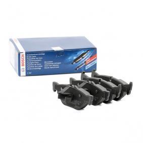 0986494272 Brake Pad Set, disc brake BOSCH - Huge selection — heavily reduced