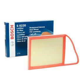 Luftfilter BOSCH F 026 400 220 Pkw-ersatzteile für Autoreparatur