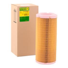 Comprar Filtro de aire de MANN-FILTER C 14 210/2