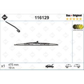 Limpiaparabrisas 116129 SWF Pago seguro — Solo piezas de recambio nuevas
