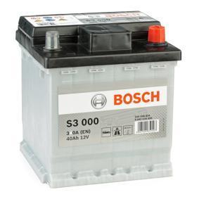 køb BOSCH Starterbatteri 0 092 S30 000 når som helst