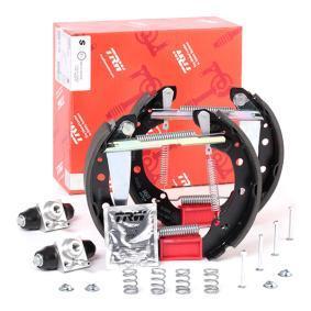 TRW Bremsensatz, Trommelbremse GSK1404 rund um die Uhr online kaufen