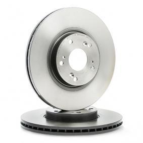 09A27211 Disco de travão COATED DISC LINE BREMBO Enorme selecção - fortemente reduzidos