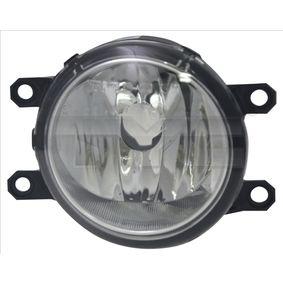 Achetez et remplacez Projecteur antibrouillard 19-5974-01-9