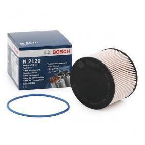 palivovy filtr F 026 402 120 s vynikajícím poměrem mezi cenou a BOSCH kvalitou
