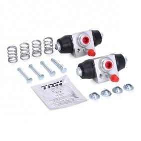 TRW Kit frenos, disco de tambor GSK1512 24 horas al día comprar online