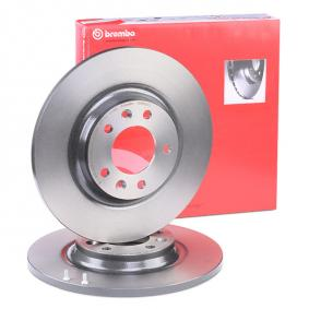 Brake Disc 08.8682.11 with an exceptional BREMBO price-performance ratio