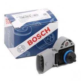 BOSCH Sensor, Kraftstoffdruck 0 261 230 238 Günstig mit Garantie kaufen