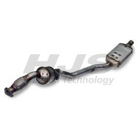 HJS Nachrüstsatz, Katalysator / Rußpartikelfilter (Kombisystem) 93 11 9040 rund um die Uhr online kaufen