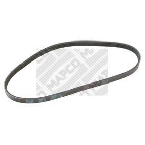 Compre e substitua Correia trapezoidal estriada MAPCO 240790