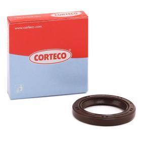 acheter CORTECO Bague d'étanchéité, arbre à cames 20019850B à tout moment