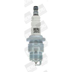 Candela accensione 0001 740 700 con un ottimo rapporto BERU qualità/prezzo