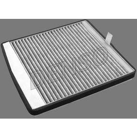 Filter, kupéventilation DCF343K till rabatterat pris — köp nu!