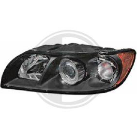 DIEDERICHS оптично стъкло, главен фар 7513087 купете онлайн денонощно