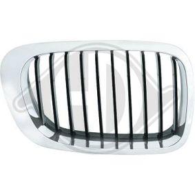DIEDERICHS Griglia radiatore 1214240 acquista online 24/7