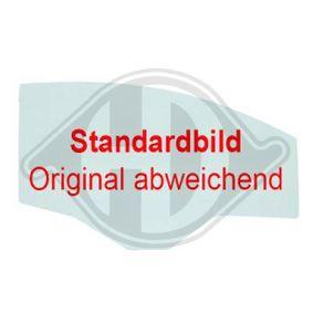DIEDERICHS Modanatura decorativa / protettiva, Parabrezza 8308532 acquista online 24/7