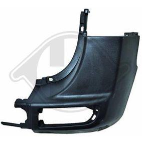 DIEDERICHS носеща конструкция (рамка), решетка пред радиатор 1660043 купете онлайн денонощно