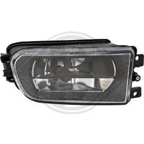 Projecteur antibrouillard 1223088 à un rapport qualité-prix DIEDERICHS exceptionnel