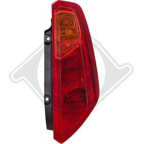 Luce posteriore 3456090 con un ottimo rapporto DIEDERICHS qualità/prezzo