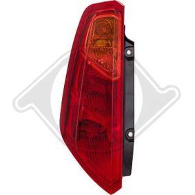 Luce posteriore 3456091 con un ottimo rapporto DIEDERICHS qualità/prezzo