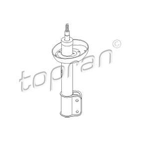 Ammortizzatore 206 691 con un ottimo rapporto TOPRAN qualità/prezzo