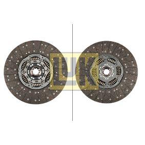 Buy LuK Clutch Disc 343 0202 10