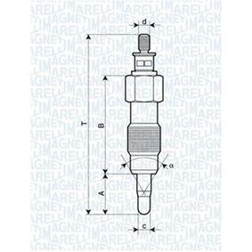 Bougie de préchauffage 062900073304 pour FIAT petits prix - Achetez tout de suite!