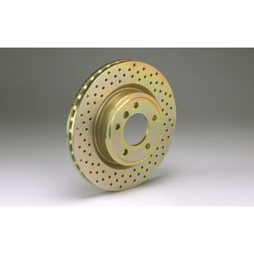 BREMBO Hochleistungs-Bremsscheibe FD.040.000 rund um die Uhr online kaufen