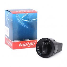 TOPRAN Schalter, Hauptlicht 109 929 rund um die Uhr online kaufen