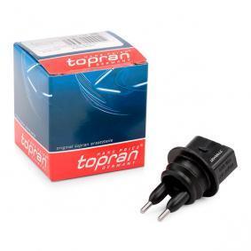 TOPRAN Przełącznik kontroli poziomu, zbiornik płynu myjącego 109 922 kupować online całodobowo