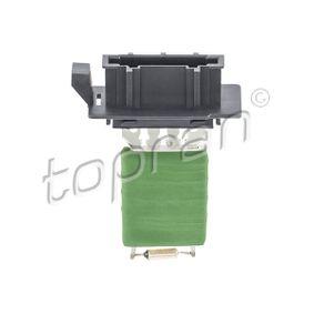 kupte si TOPRAN Odpor, vnitřní tlakový ventilátor 401 830 kdykoliv