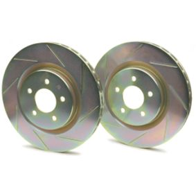 Pērc BREMBO Augstas veiktspējas bremžu disks FS.009.000 jebkurā laikā
