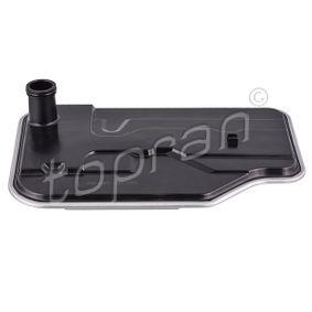 kupte si TOPRAN Hydraulický filtr, automatická převodovka 407 793 kdykoliv