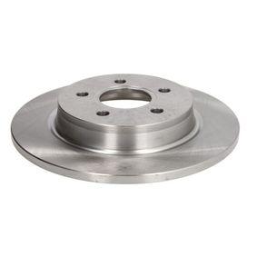 Disco freno C4G014ABE con un ottimo rapporto ABE qualità/prezzo