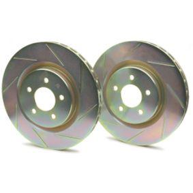 Pērc BREMBO Augstas veiktspējas bremžu disks FS.010.000 jebkurā laikā