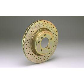 Pērc BREMBO Augstas veiktspējas bremžu disks FD.009.000 jebkurā laikā