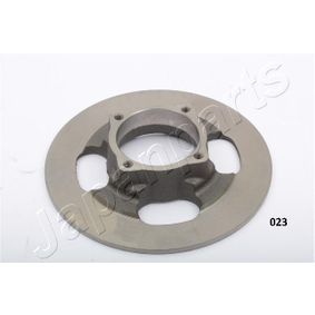 Brake Disc DI-023 JAPANPARTS Secure payment — only new parts
